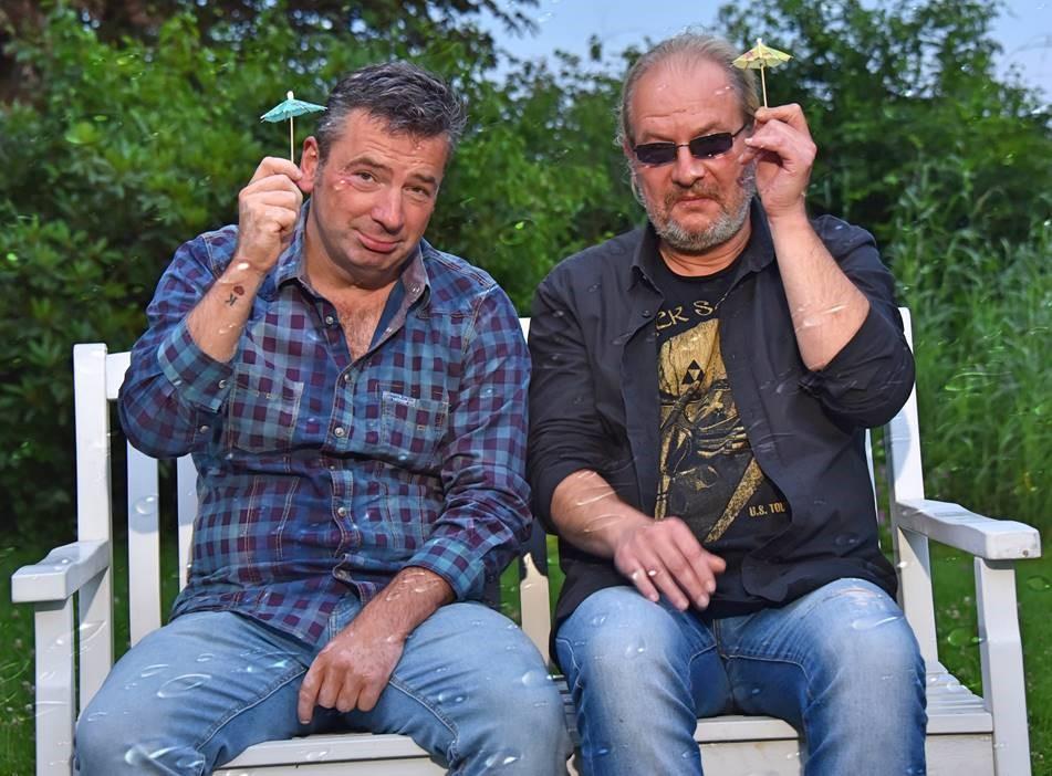 Gerry Gerspitzer & Bernd Schricker